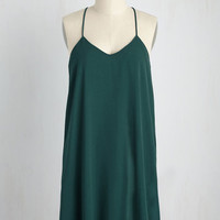 Swift Transition Dress in Seaweed