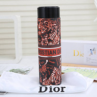 Dior Water Cup 304 Stainless Steel Vacuum Smart Temperature Insulation Cup-5