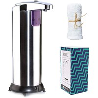 CAutomatic Soap Dispenser with Towel
