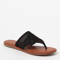 PacSun Perforated Flip Flops at PacSun.com