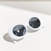 Venice Oval Sunglasses | Urban Outfitters