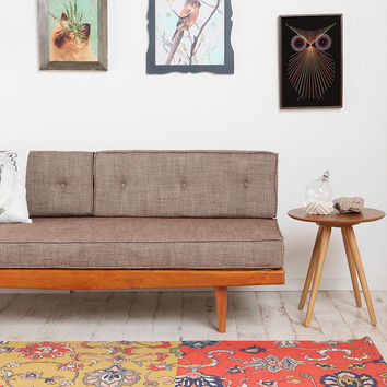 Urban Outfitters - Mid-Century Sofa - Taupe