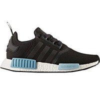 Adidas Womens NMD R1 Primeknit Low Running Shoe