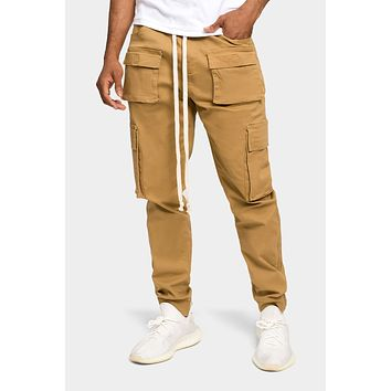 Classic Side Pocket Cargo Pants