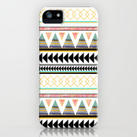 Aztec 3 iPhone & iPod Case by Dream_scape