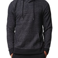 On The Byas Tex Solid Hoodie - Mens Hoodies - Black