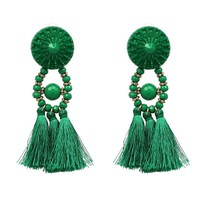 Ellie Tassel Earrings
