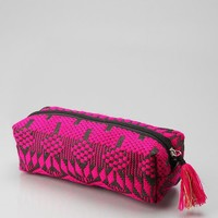 Woven Makeup Bag - Urban Outfitters