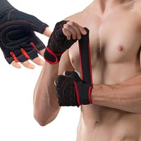 Crossfit Anti-slip Weight Lifting Gloves For Men And Women