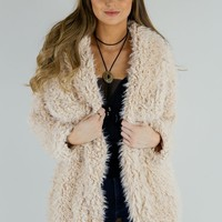 Stacia Faux Fur Coat