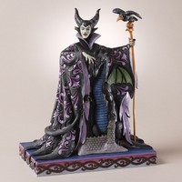 Maleficent and Dragon