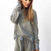 Speckled Sweater - Tops by Sabo Skirt