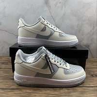 Morechoice Tuhz Nike Air Force 1 Low Sneakers Casual Skaet Shoes Aq4134-405