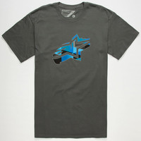 Alpinestars Midway Mens T-Shirt Charcoal  In Sizes