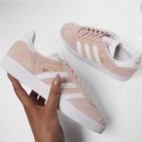 Adidas Originals Superstar GAZELLE City Pack Sneaker Pink white line