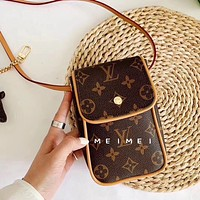 Louis Vuitton LV Monogram Phone bag