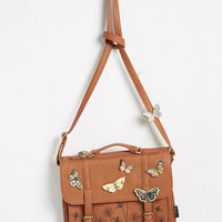 I'd Like to Mariposa Question Bag | Mod Retro Vintage Bags | ModCloth.com
