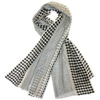 Margo Selby Woven Printed Scarf