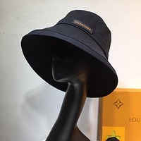 Balenciaga Newest Popular Women Men Sports Uv Protection Sun Hat Visor Hat Cap