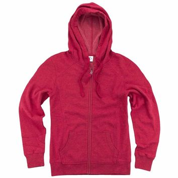 Boxercraft Red Homecoming Hoodie