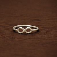 Infinity ring Promise ring Sisters ring Commitment Friendship | eBay