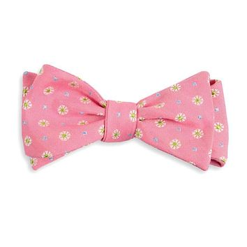 Pink Avery Bow Tie by High Cotton