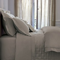 Triomphe Platine Bedding by Yves Delorme