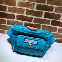 Gucci Belt bag with Gucci '80s patch