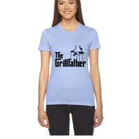 The Grillfather - Women's Tee