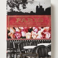 Paris: An Inspiring Tour of the City's Creative Heart  by Anthropologie Red One Size Gifts