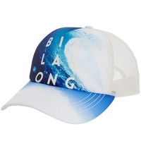 Billabong - Take Me There Trucker Hat | Fiji Blue