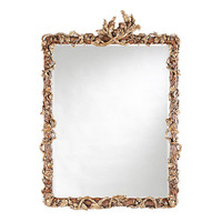 Mirrors, Gilded Vine Mirror, Gold Leaf, Wall Mirrors