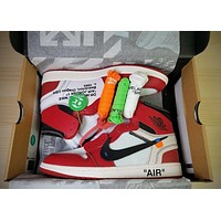 The 10: Air Jordan 1 Aa3834-101