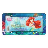 Disney The Little Mermaid License Plate Frame