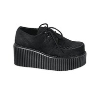 Pleaser Female 3 Inch Platform Creeper Shoe CRE202