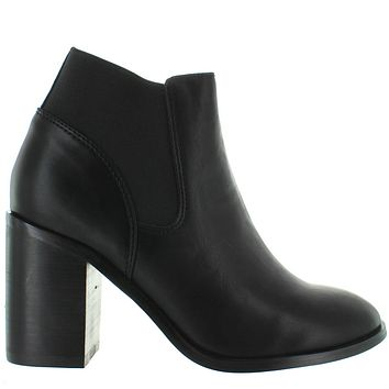 Chelsea Crew Kirby - Black Dual Gore Pull-On Bootie