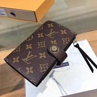 lv louis vuitton women and men wallet purse moneybag lv bumbag lv wallet 820