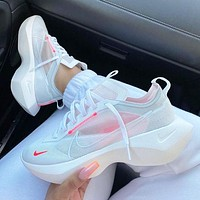 Bunchsun Nike Vista Lite Popular Women Breathable Transparent Net Yarn Casual Sports Shoes Sneakers