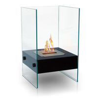 Anywhere Fireplaces Hudson Indoor/Outdoor Fireplace