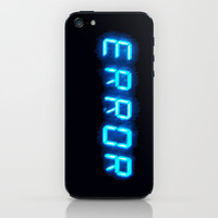 ERRORTRUTH iPhone & iPod Skin by pixel404 | Society6