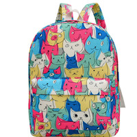 Colorful Catz Backpack