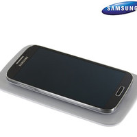 Samsung Wireless Charging Pad and Cover for Galaxy S4
