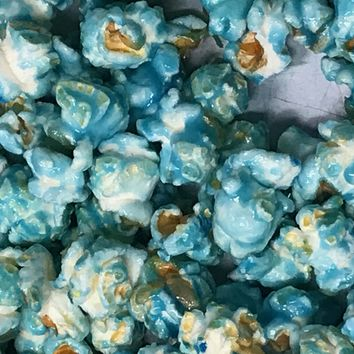 Baby Boy Blue Popcorn for Baby Showers Gender Reveal Parties