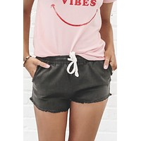 Let's Keep It Casual Relaxed Shorts