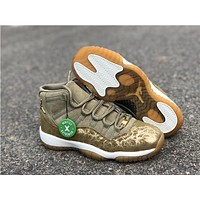 Wmns Air Jordan 11 Retro Ar0715 200 Basketball Shoes 36-43