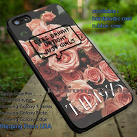 Girls Lyric Song The 1975 iPhone 6s 6 6s+ 5c 5s Cases Samsung Galaxy s5 s6 Edge+ NOTE 5 4 3 #music #1975 dt