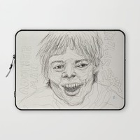 Another Man, Harry Styles Laptop Sleeve by Alayna H.