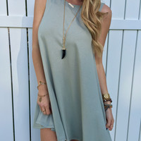 Havana Tank Dress - FINAL SALE