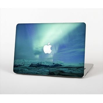 """The Glowing Northern Lights Skin Set for the Apple MacBook Pro 13"""""""