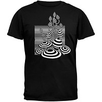 Trippy Moire Shrooms T-Shirt
